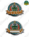 Signal The Frog FTF Micro Geocoin
